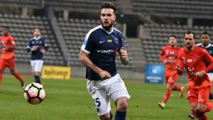 Anthony Ribelin Paris FC