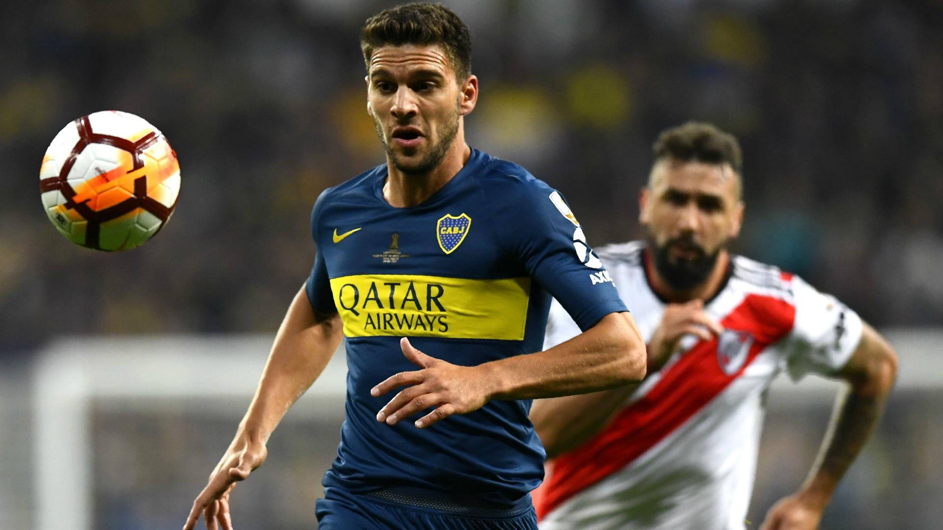 Lisandro Magallan Boca Juniors 12092018
