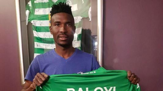 Lucky Baloyi joins Bloem Celtic