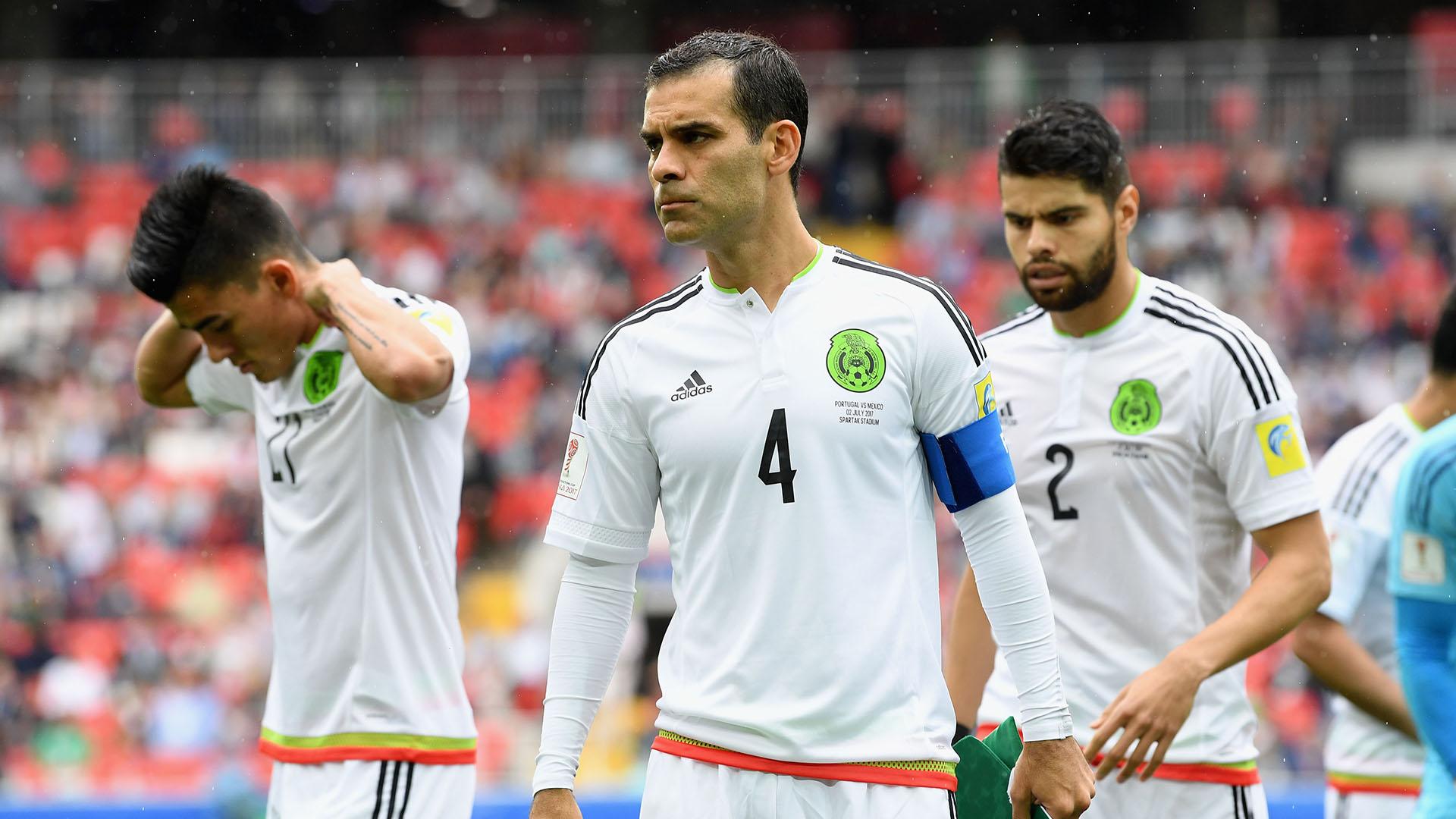 Rafa Márquez Selección