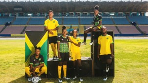 Jamaica Home & Away Kit 2018/19
