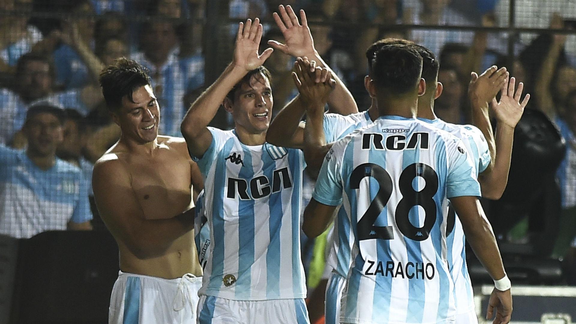 Racing Defensa y Justicia Superliga 07042019