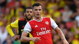 'We were too scared' - Xhaka blasts Arsenal second-half collapse against Watford