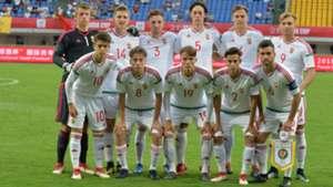 Magyar U19-es válogatott Panda Kupa