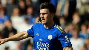 Harry Maguire Leicester City Chelsea