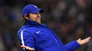 Antonio Conte Chelsea Huddersfield