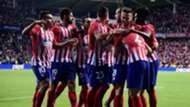 Saul Niguez Atletico Madrid Real Madrid UEFA Super Cup 2018