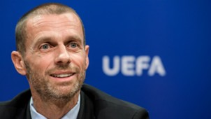 Aleksander Ceferin UEFA President