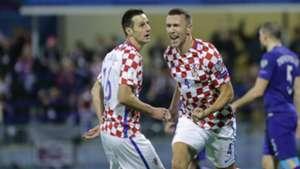 Croatia Greece WC Qualification 09112017 Kalinic Perisic