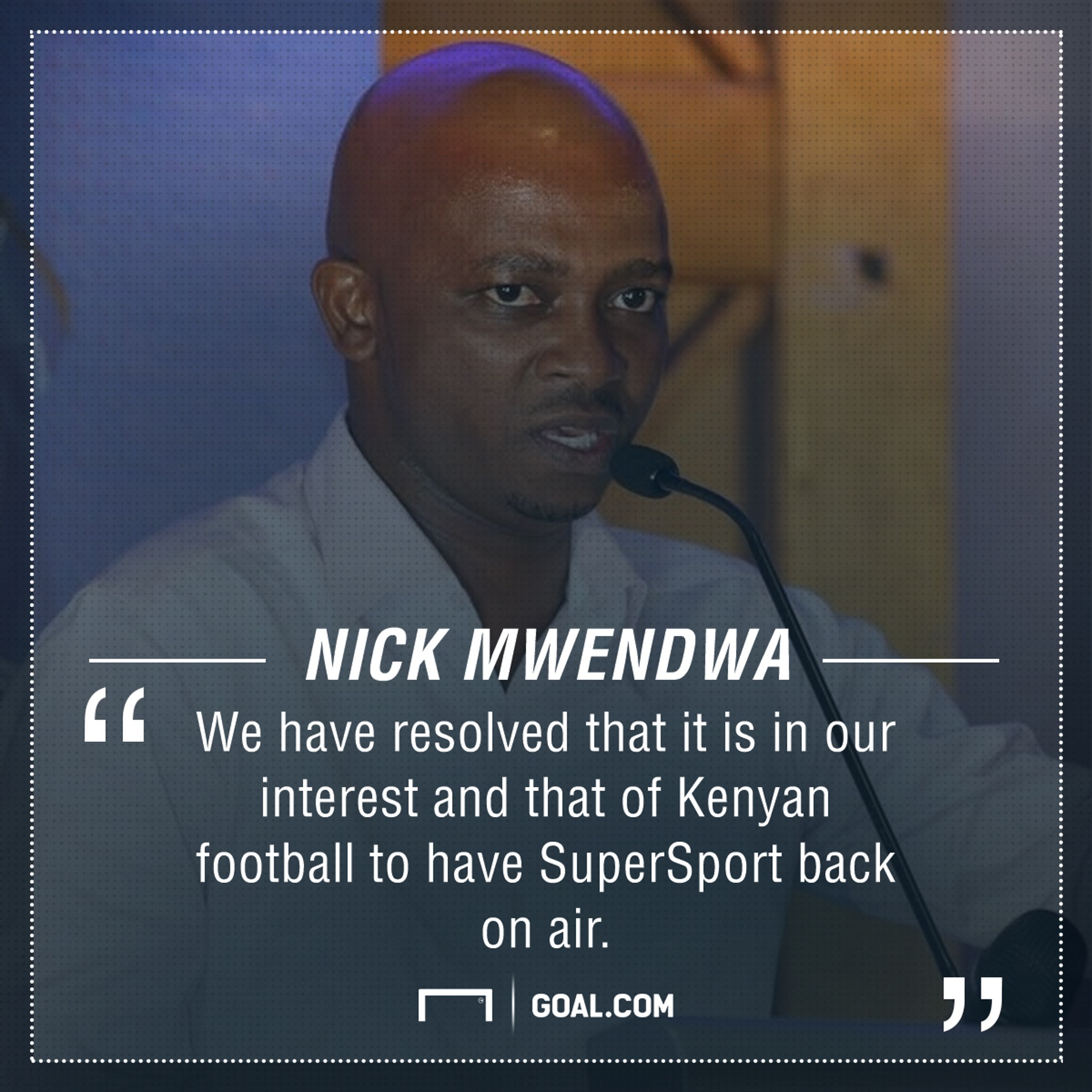 Mwendwa KPL PS
