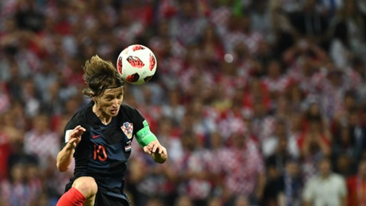 croatia england - luka modric - world cup - 11072018