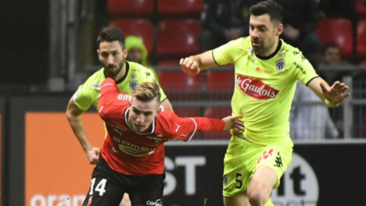 Benjamin Bourigeaud Thomas Mangani Rennes Angers Ligue 1 20012018