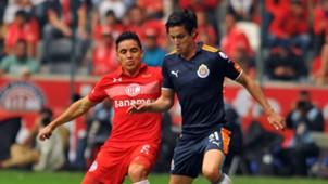 Efraín Velarde semifinal Clausura 2017