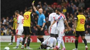 Capoue Zaha Crystal Palace Watford