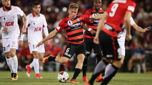 Jacob Melling Western Sydney Wanderers