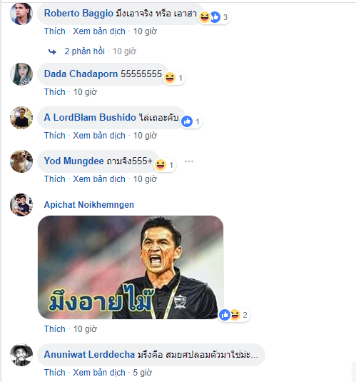 CĐV Thái Lan phản ứng như thế nào khi đội nhà thua đậm trước Ấn Độ?