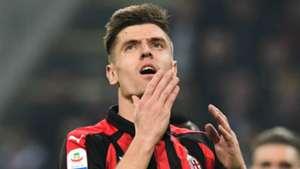 Krzysztof Piatek AC Milan 2018-19