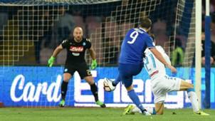 Gonzalo Higuain Pepe Reina Napoli Juventus