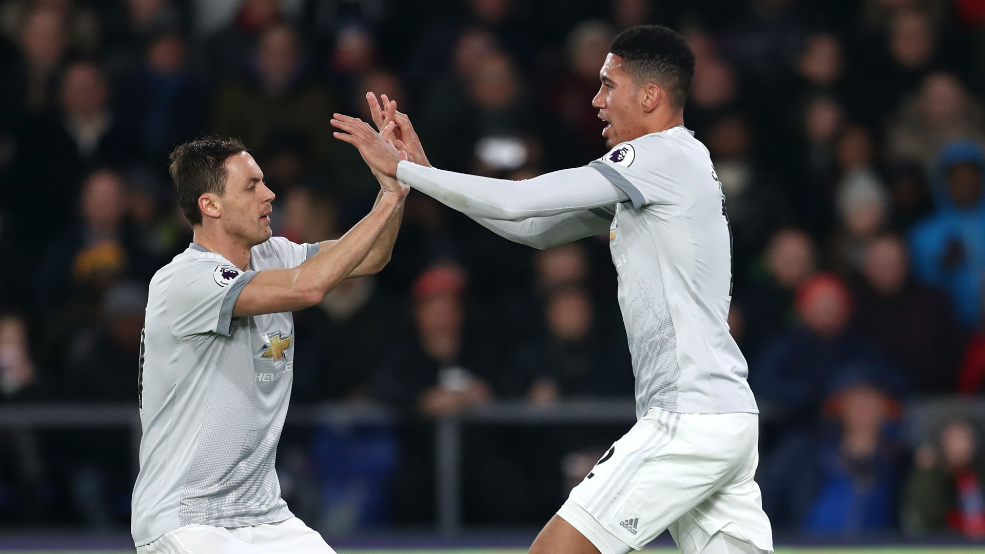 Premier League, Crystal Palace-Manchester United 2-3: rimonta di Mourinho