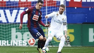 Sergio Ramos Eibar Real Madrid LaLiga