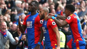 Christian Benteke Crystal Palace Premier League