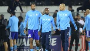 Patrice Evra Marseille Europa League