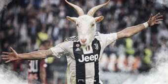 GOAT Cristiano Ronaldo 120319