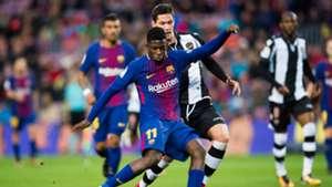 Ousmane Dembele Barcelona Levante LaLiga
