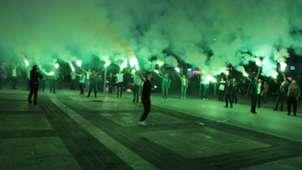 Denizlispor fans