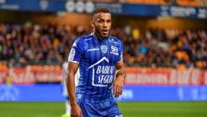 Bryan Mbeumo Troyes Ligue 2