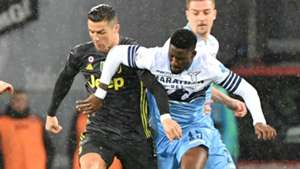 Afcon: Lazio defender Bastos Quissanga tops Angola's 23-man squad