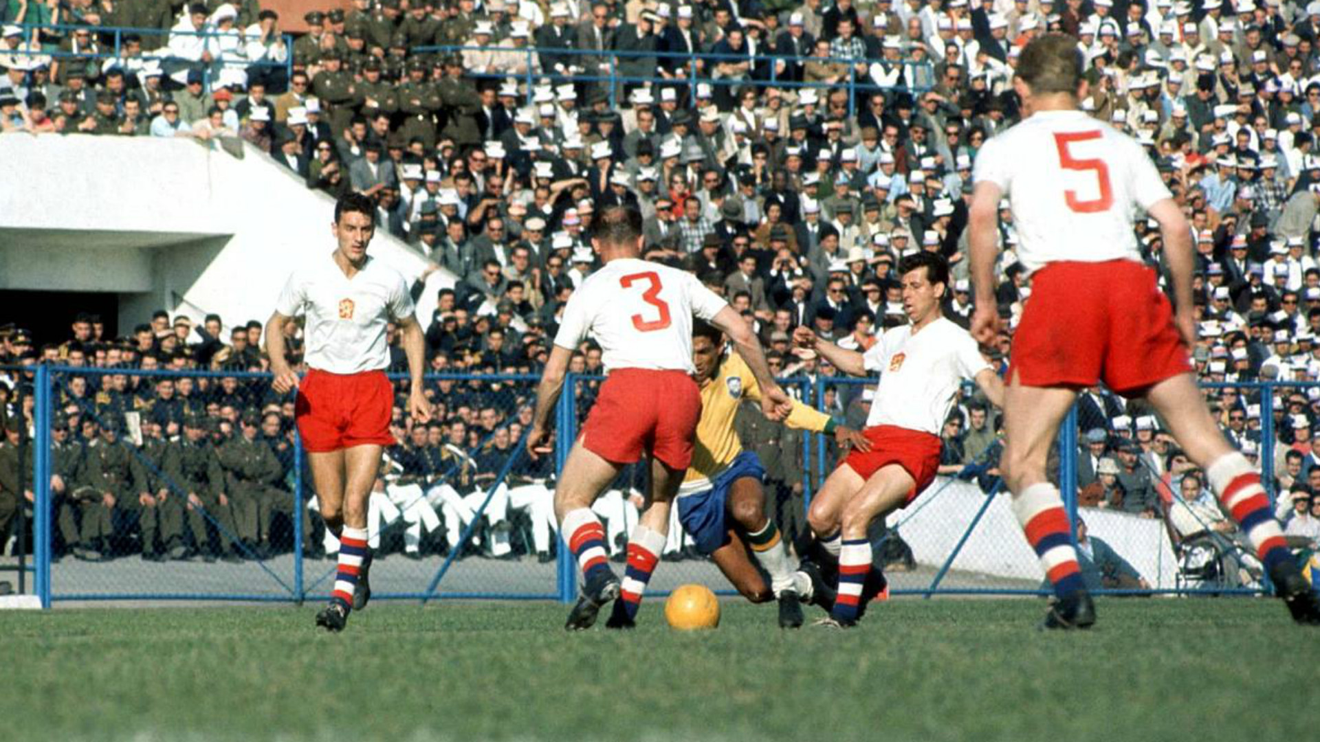 Czechoslovakia Brazil FIFA World Cup 1962
