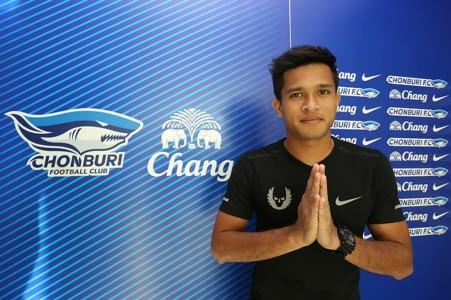 Image result for ซุลฟะห์มี อารีฟีน : เป็นความฝันของผมมาตลอดที่ได้เล่นในไทยลีก
