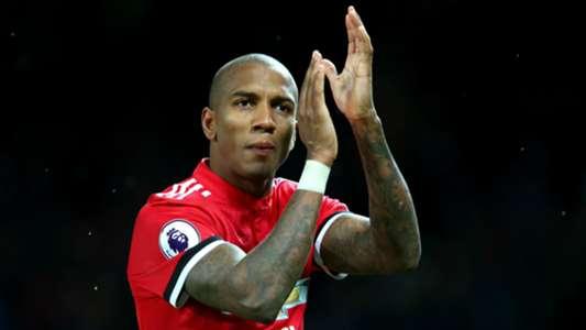 Ashley Young Man Utd