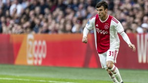Nicolas Tagliafico Ajax Eredivisie 10072018