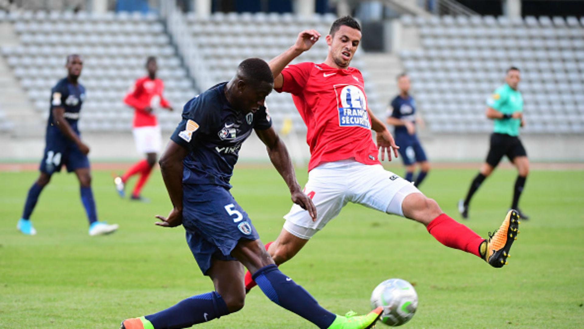 Jessy Pi Brest Paris FC