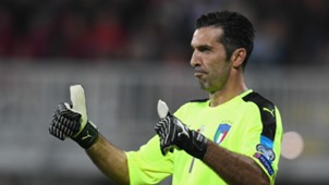 Gianluigi Buffon Italia World Cup 2018
