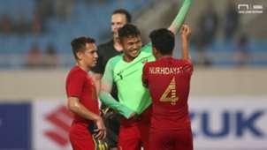 Dimas Drajad U23 Indonesia 2020 AFC U23 Championship qualification