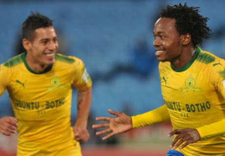 Who will replace Tau at Sundowns?