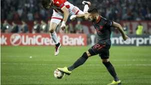 Olivier Giroud, Red Star Belgrade - Arsenal, Europa League 10192017