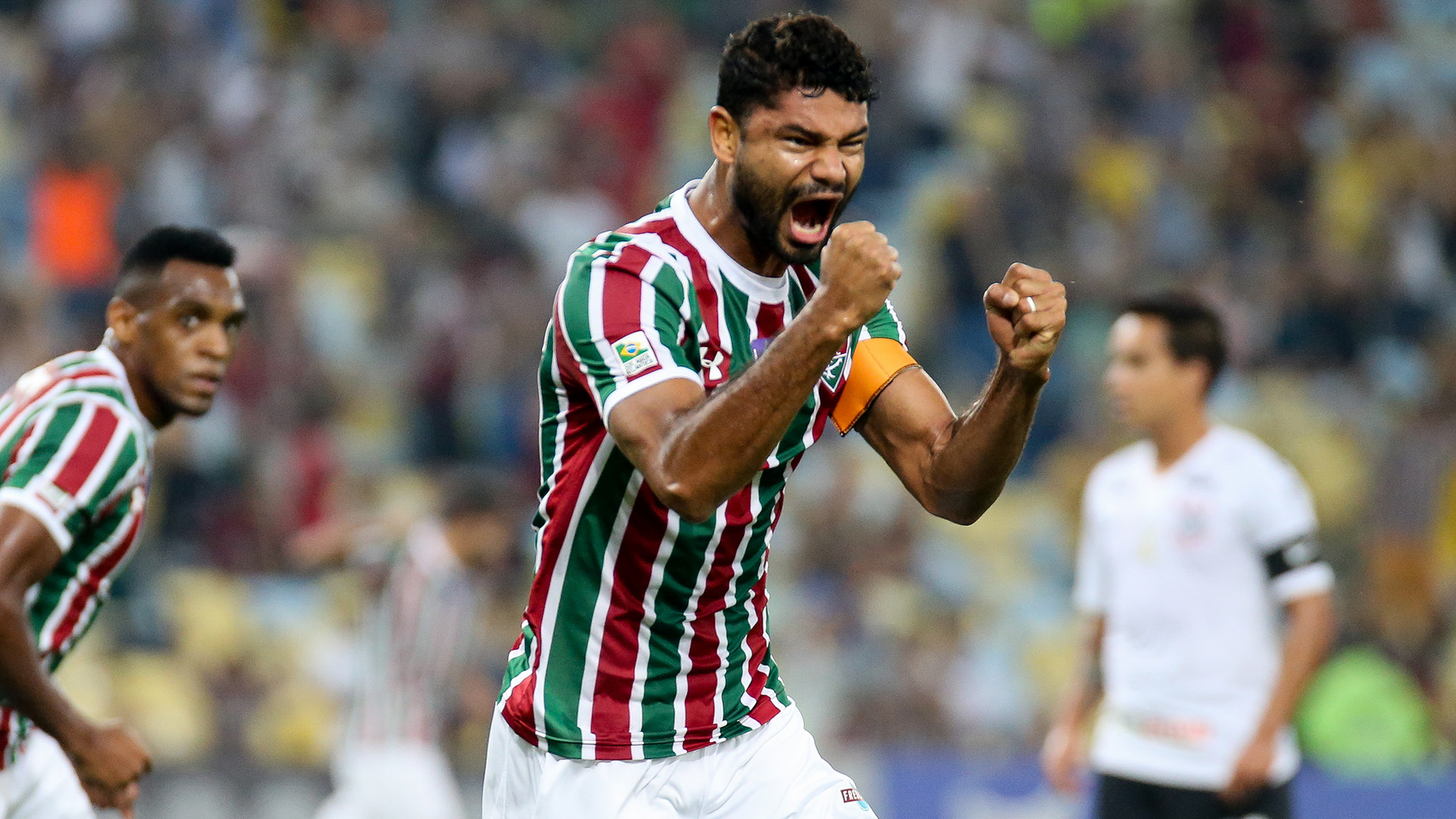 9bbed218f2 Gum Fluminense Corinthians Brasileirao Serie A 22082018