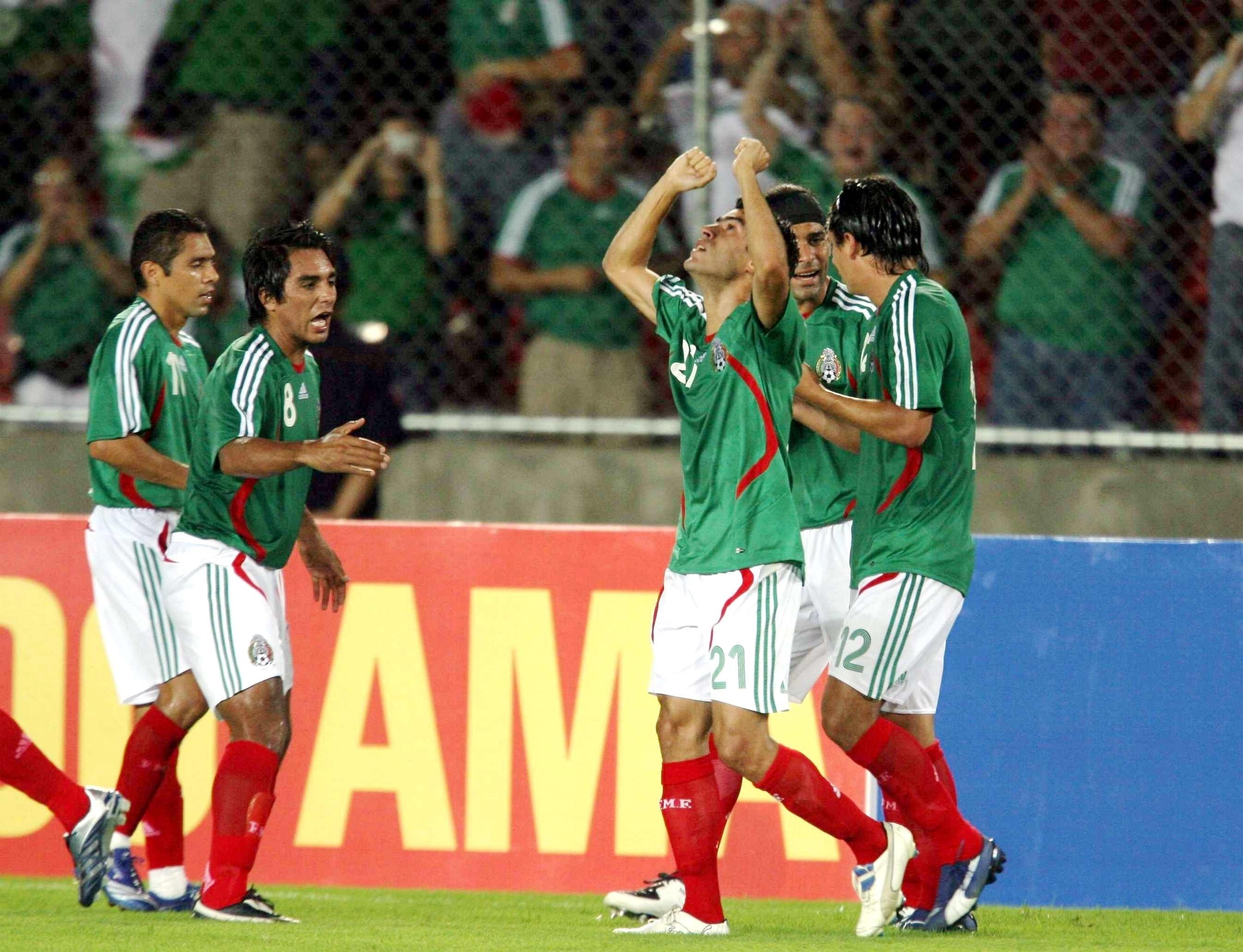 México Copa América 2007