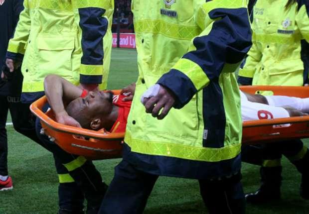 L'AS Monaco annonce une lésion du genou droit pour Djibril Sidibé