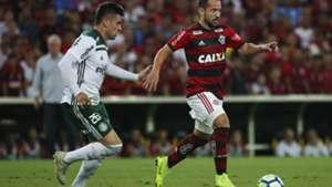 Everton Ribeiro Flamengo x Palmeiras Maracanã  Brasileirão 27 1018