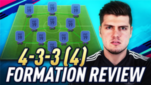 FIFA 19 Mike LaBelle 4-3-3