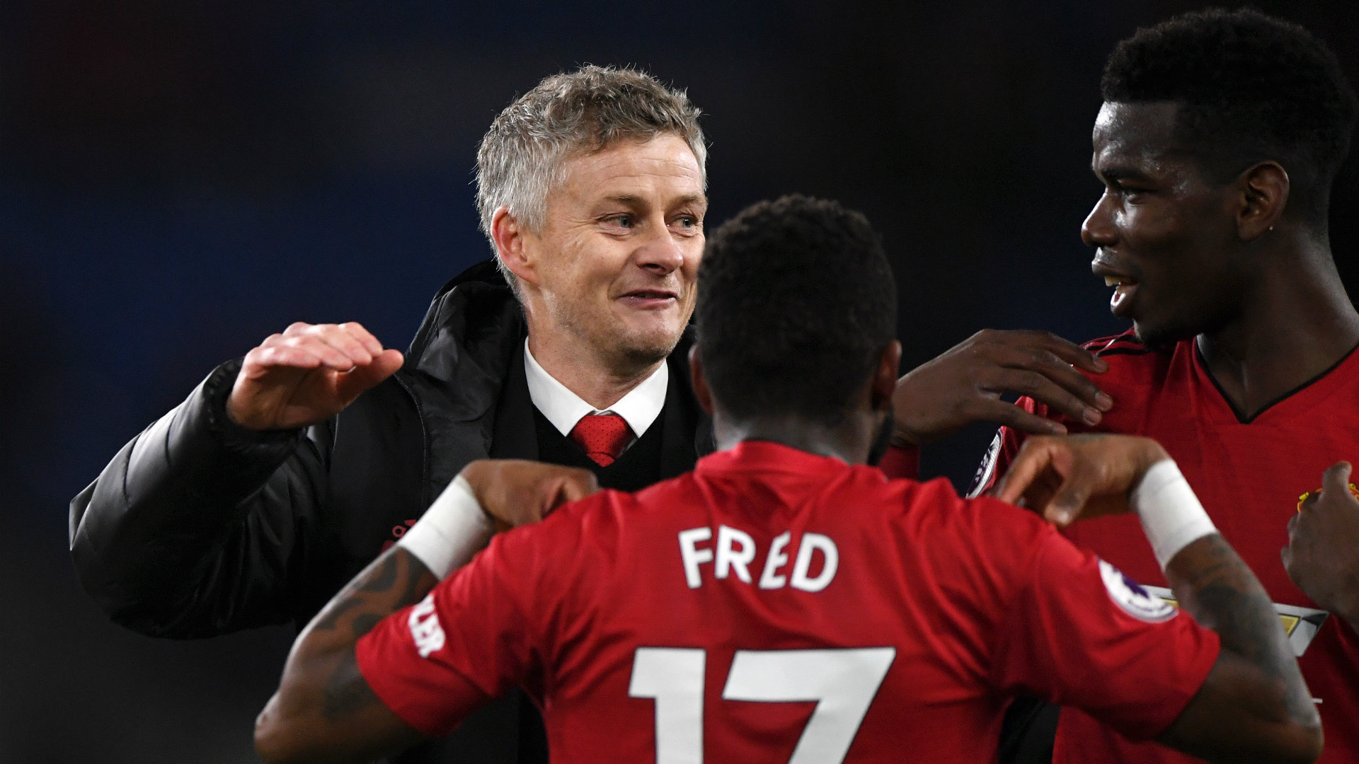 Baby Face Assasin Bawa Manchester United Menggila gilas Cardiff