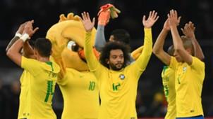 Marcelo Brasil Seleção Alemanha amistoso 27 03 2018