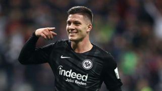 Luka Jovic Eintracht Frankfurt 11112018