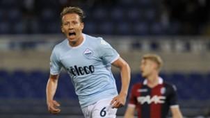 Lucas Leiva Lazio Bologna Serie A