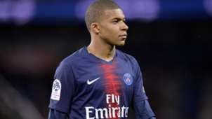 Kylian Mbappe PSG Rennes Ligue 1 12052018